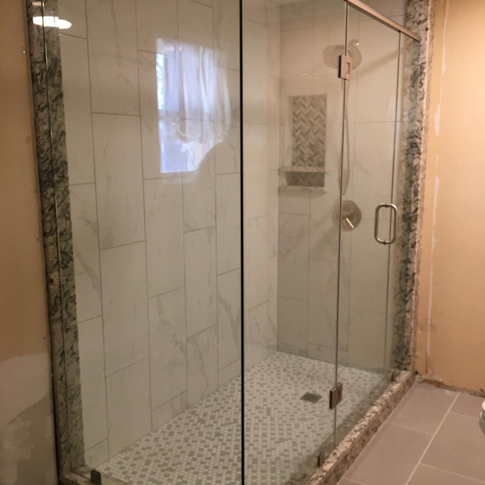 Timeless Surface shower