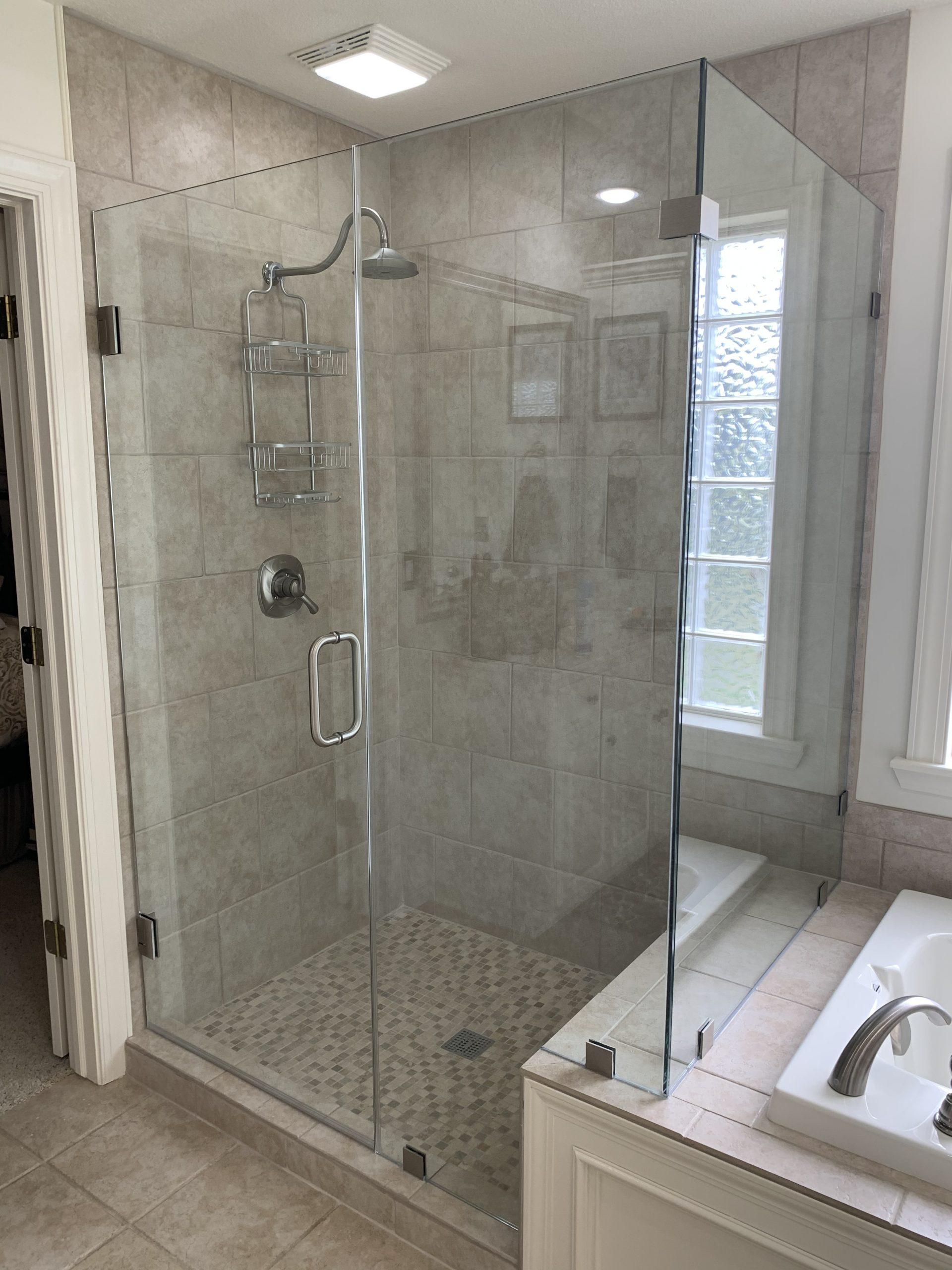 Jordan shower