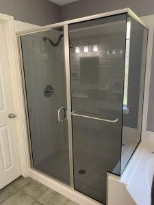 Chrome shower 1-26